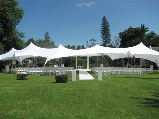 Garden routes wedding event hire specialists for Hire someone to decorate my house